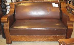 Hide A Bed Couch Antique Hide A Bed Sofa Empire Mission Oak Style