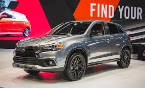 2017 mitsubishi outlander sport limited edition u2013 news u2013 car and
