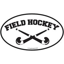 hockey stick logo clipart