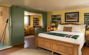 santa fe lodging exceptional inn with acres of gardens