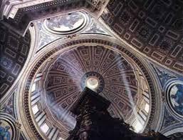 chi ha progettato la cupola di san pietro la cupola di san pietro
