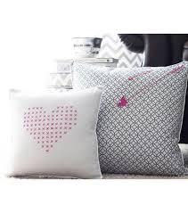 cross stitch inspired valentine u0027s day pillow covers joann