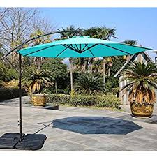 Patio Umbrellas Offset Sumbel Outdoor Living 10 Ft Patio Umbrella Offset