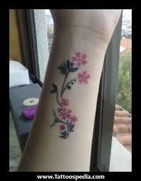 japanese tattoo on wrist japanese cherry blossom wrist tattoos