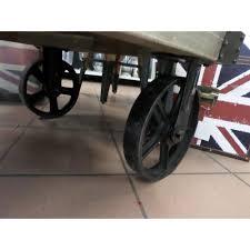 Table Basse Verre Roulette Industrielle by Table Basse Avec Roulette U2013 Ezooq Com