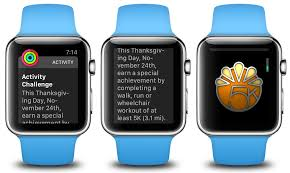 apple offers special thanksgiving day 5k activity