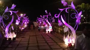 hydrabad event wedding and reception flowers decoration shobha u0027s
