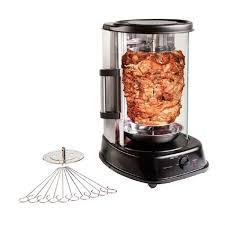 cuisine design rotissoire domoclip dom323 gril vertical noir amazon fr cuisine maison