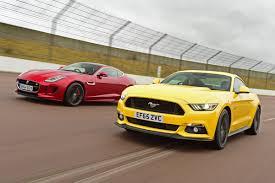 jaguar xf czy lexus gs ford mustang vs jaguar f type r auto express