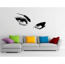audrey hepburn sexy eyes wall decal world of decals large woman eye wall art sticker
