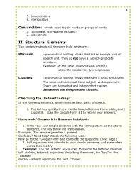 13 14 second semester grammar 1 simplebooklet com