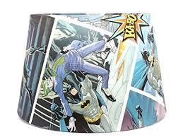 Batman Boys Bedroom Batman Lampshade Ceiling Light Shade Joker Penguin Boys Bedroom