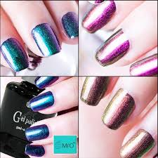 aliexpress com buy mro 2 pieces gel nail polish is a chameleon