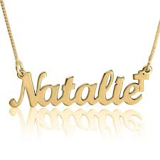 Best Name Necklace 12 Best Top Name Necklace Images On Pinterest Name Necklace