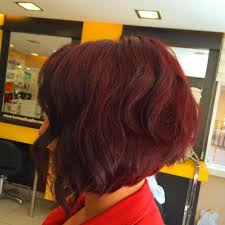 how to cut a aline bob on wavy hair 21 hottest stacked bob hairstyles hairstyles weekly