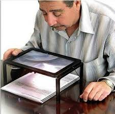 hands free lighted magnifier amazon com hooshion hands free handsfree 4 led light lighted 3x