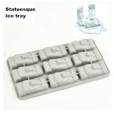 online buy wholesale kitchen island set from china kitchen island 3pcs set ice cube tray mold makes ice mould novelty gifts easter island statuesque ice