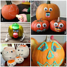 10 Easy No Carve Pumpkin Decorating Ideas Your Family Will Love