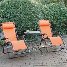 Zero Gravity Patio Chairs by Poundex Lizkona Gavin Zero Gravity Patio Lounge Chair With Cushion
