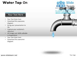 how to make create water tap on off conservation recycle save powerpo u2026