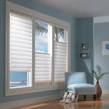 Bedroom Windows Decorating Silhouette Blinds Vs Honeycomb Shades Modern Window Coverings