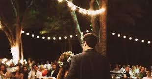 19 charming backyard wedding ideas for low key couples huffpost