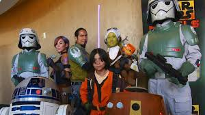 Family Star Wars Halloween Costumes Fully Operational Fandom Family Stories From Star Wars