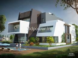 Modern Elevation 64 Best 3d Power Images On Pinterest Architecture Villas And
