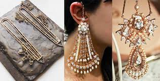 outhouse earrings this duo from outhouse has redefined the indian jewellery