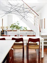 Bohemian Dining Room A Retail Space Is Converted Into A Boho Chic Home Style At Home