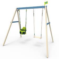 Double Swing Single Swing Tp Toys
