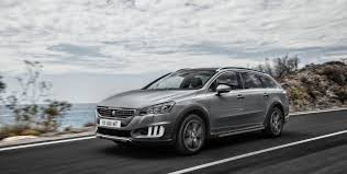 peugeot peugeot peugeot 508 rxh 508 with an all terrain look