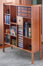Modern Bookcase Furniture by Mid Century Modern Bookcase Popular Woodworking Magazine