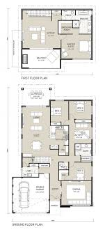 two floor plan floor plan friday two storey four bedroom with adults