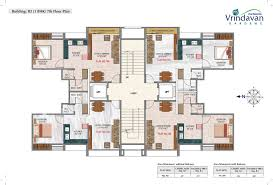 Floor Plan Flat by Nashik Property Nashik Properties For Sale Nashik Properties
