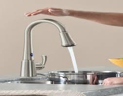 cool kitchen faucet kitchen light sensor awesome touch sensor kitchen faucet washing