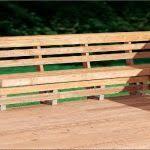 deck bench seat plans designs guru