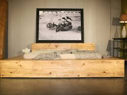 bedroom frame wooden bed frames with drawers new on king size