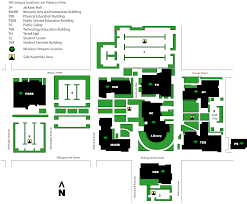 Oregon State Campus Map by Voter Registration Info