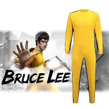 bruce yellow jumpsuit buy bruce yellow jumpsuit and get free shipping on aliexpress com