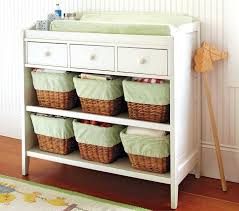 baby changing table basket baskets for changing tables home design baby fabric drinkmorinaga