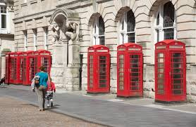 photo booths for a u s firm is reving britain s phone booths into mini