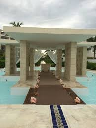 playa wedding venues creativity is yours to explore with the gazebo at excellence