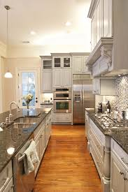Led Kitchen Cabinet Lighting by Cabinets U0026 Drawer All White Farmhouse Kitchen Design Ideas Led