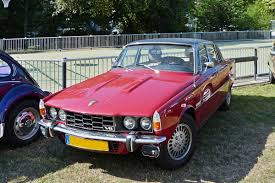 rover p6 with simmons wheels nice wheels pinterest rover p6