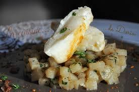 cuisiner des topinambours a la poele lotte poêlée et risotto de topinambours la cuisine de doria