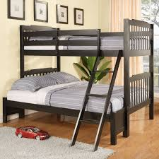 bunk beds full over queen bunk bed patterns to build bunk beds
