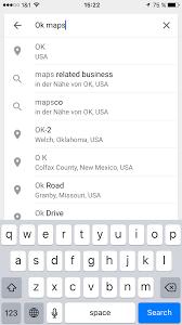 Google Map Icons Google Maps Für Ios Erhält Offline Navi U203a Pocketnavigation De