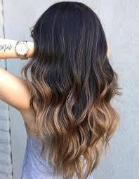 ambrey hair ombré hair brune ombré hair les plus beaux dégradés de couleur
