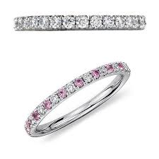 engagement ring bands how to a wedding band that works with your engagement ring
